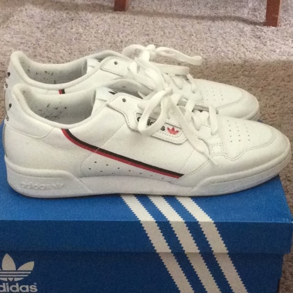 Men's Adidas Continental 80 sneakers